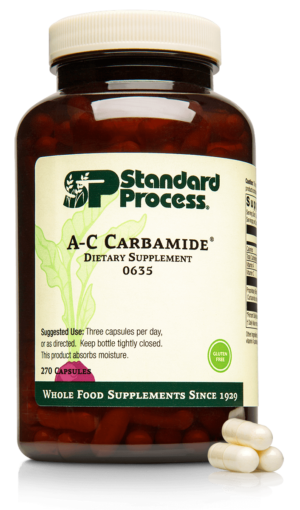 0635 A C Carbamide Bottle Capsule