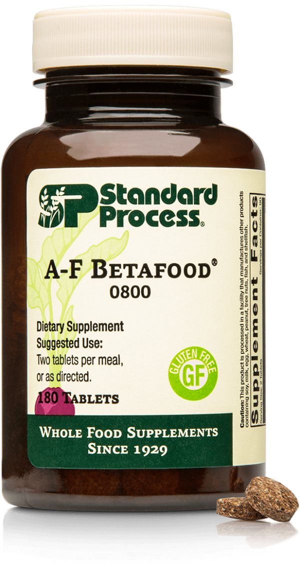 0800 A F Betafood Bottle Tablet