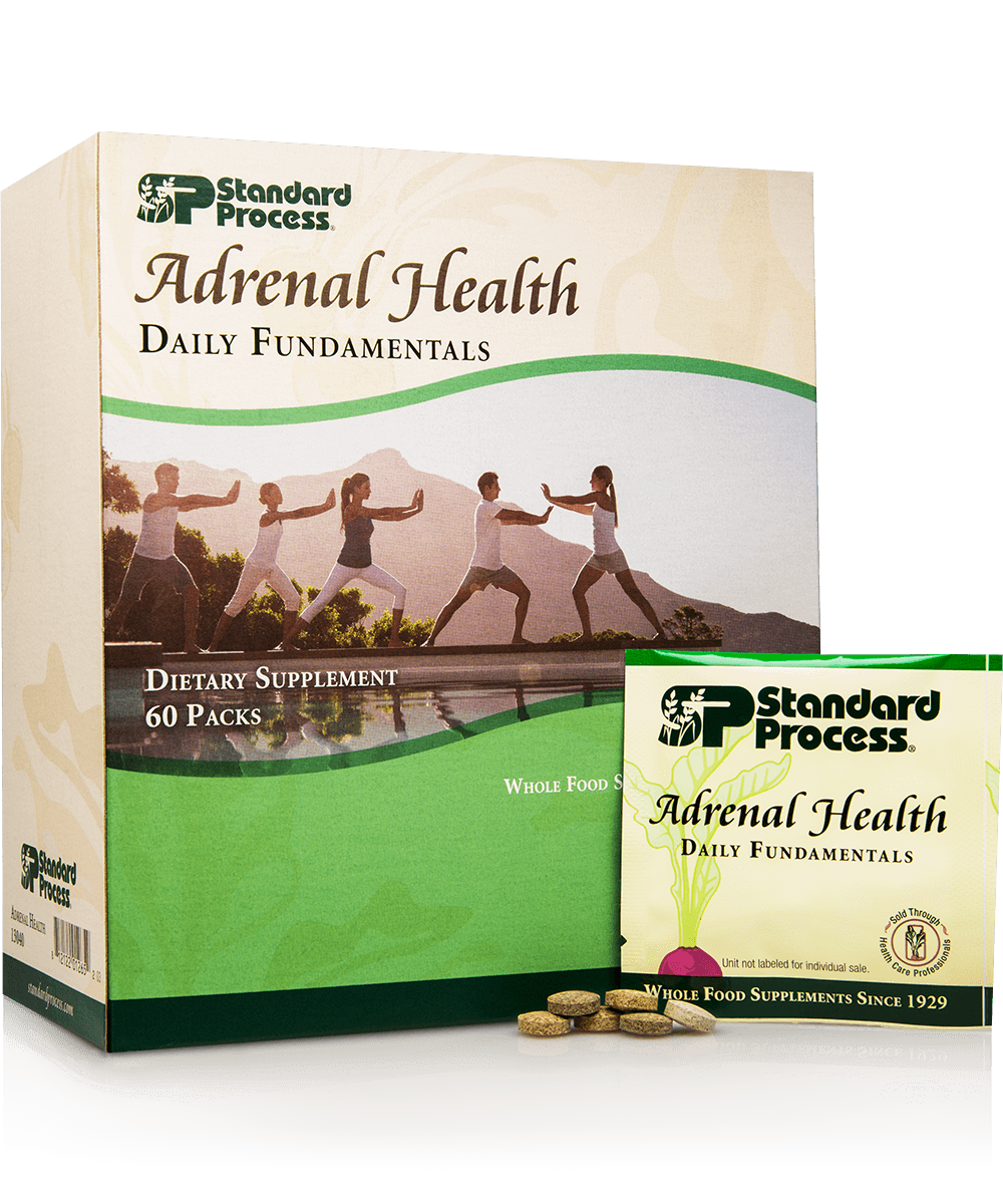 Daily Fundamentals - Adrenal Health, 60 Packs