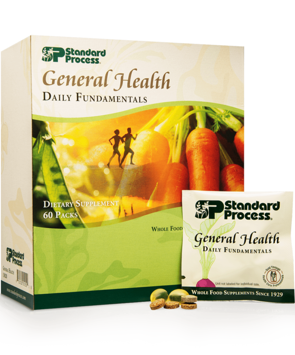 1320 General Health Pack Right