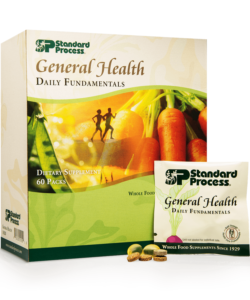 Daily Fundamentals - General Health, 60 Packs