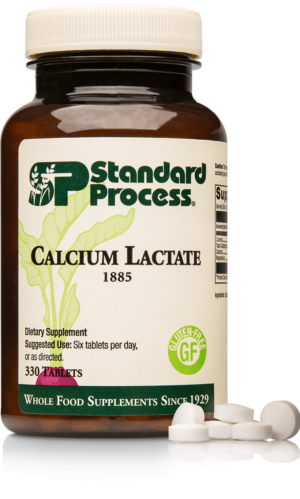1885 Calcium Lactate Bottle Tablet