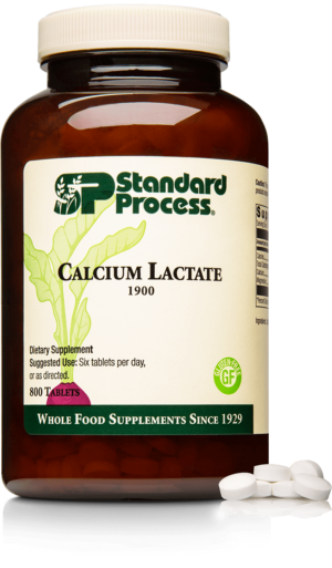 1900 Calcium Lactate Bottle Tablet