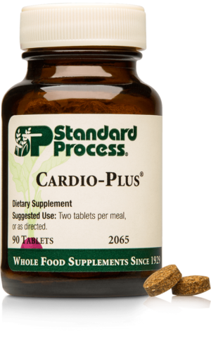 2063 Cardio Plus Bottle Tablet