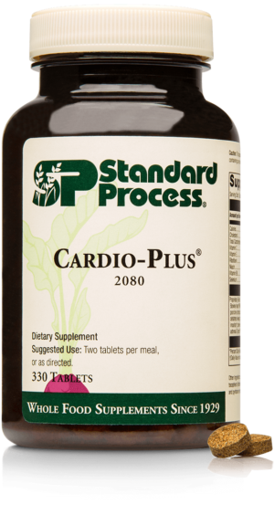 2080 Cardio Plus Bottle Tablet