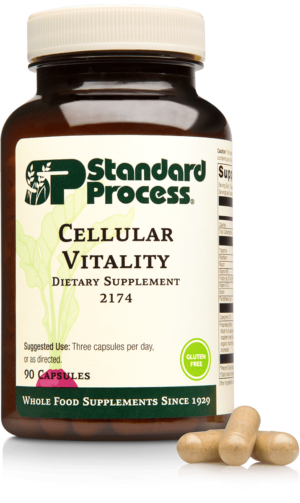 2174 Cellular Vitality Bottle Tablet