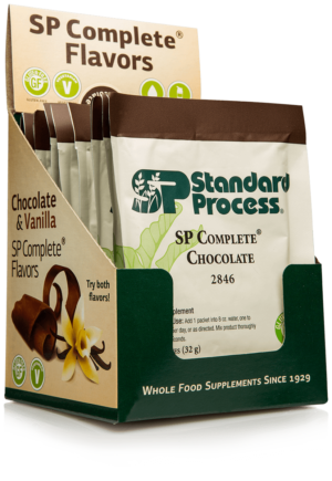 2846 SP Complete Chocolate Packets Powder