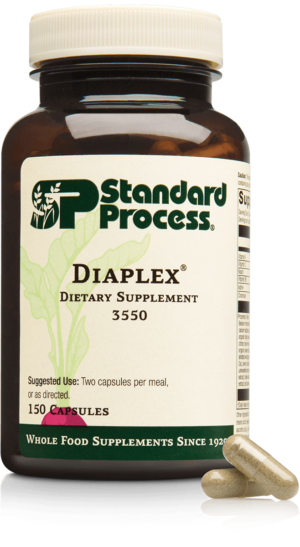 3550 Diaplex Bottle Capsule