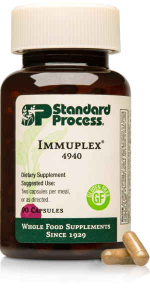 4940 Immuplex Bottle Capsule