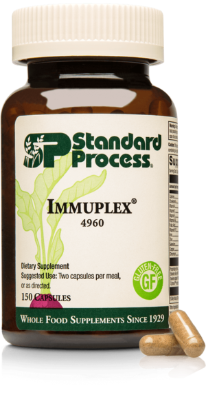 4960 Immuplex Bottle Capsule