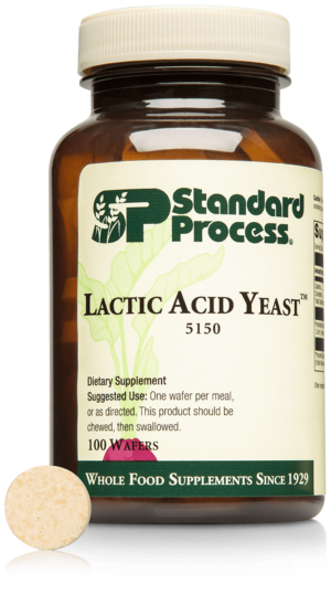 5150 Lactic Acid Yeast Bottle Wafer