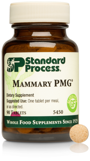 5450 Mammary PMG Bottle Tablet