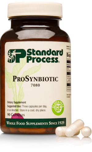 7080 ProSynbiotic Bottle Tablet