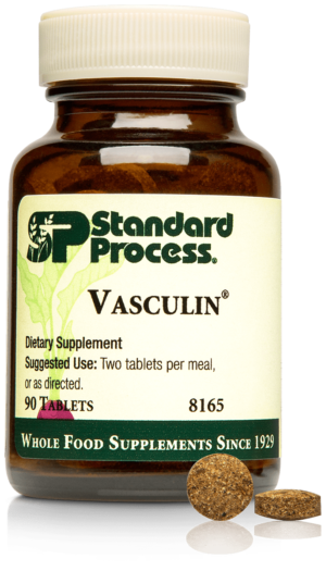 8165 Vasculin Bottle Tablet
