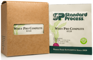 8320 Whey Pro Complete Packets Powder