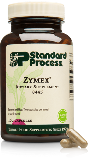 8445 Zymex Capsules Bottle Tablet