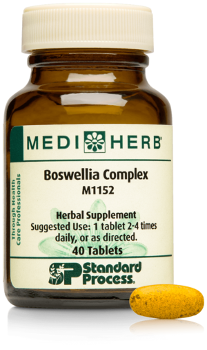 M1152 Boswellia Complex Bottle Tablet