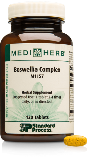M1157 Boswellia Complex Bottle Tablet