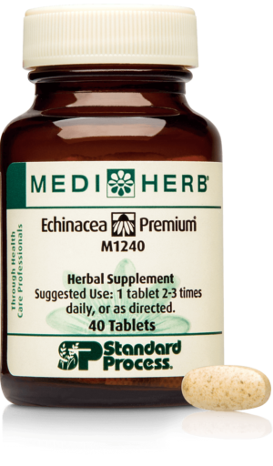 M1240 Echinacea Premium Bottle Tablet