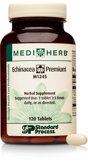 M1245 Echinacea Premium Bottle Tablet