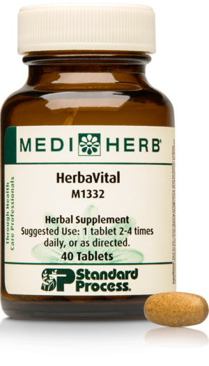 M1332 Herbavital Bottle Tablet
