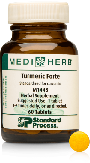 M1448 Turmeric Forte Bottle Tablet