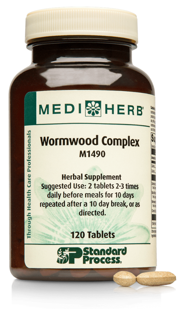 M1490 Wormwood Complex Bottle Tablet