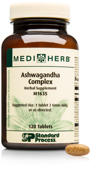 M1635 Ashwagandha Complex Bottle Tablet