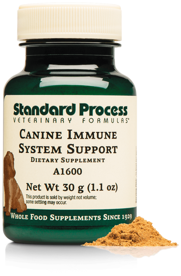 A1600 Canine Immune System Support Bottle Powder