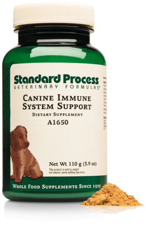 A1650 Canine Immune System Support Bottle Powder