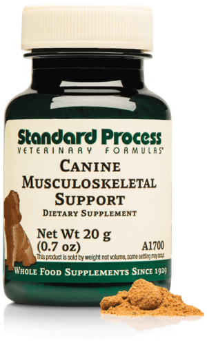A1700 Canine Musculoskeletal Support Bottle Powder