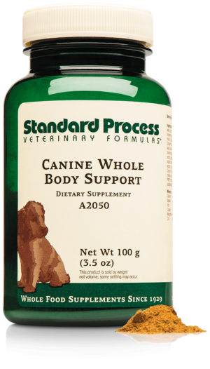 A2050 Canine Whole Body Support Bottle Powder
