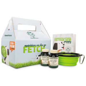 A60100 Pup Club Small Whole Body Immune System Support Pack