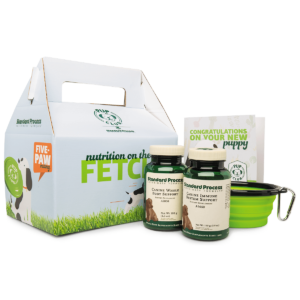 A60150 Pup Club Large Whole Body Immune System Pack